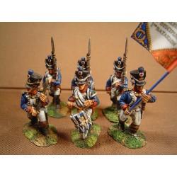 Infantería de Linea Francesa (1806)