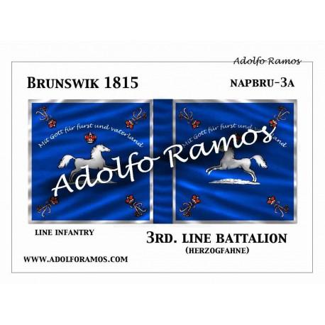 3rd. LINE BATTALION