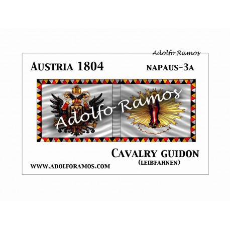 Cavalry Guidon (LeibFahnen)